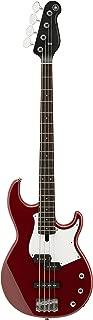 Yamaha BB234 BB-Series Bass Guitar, Rasberry Red