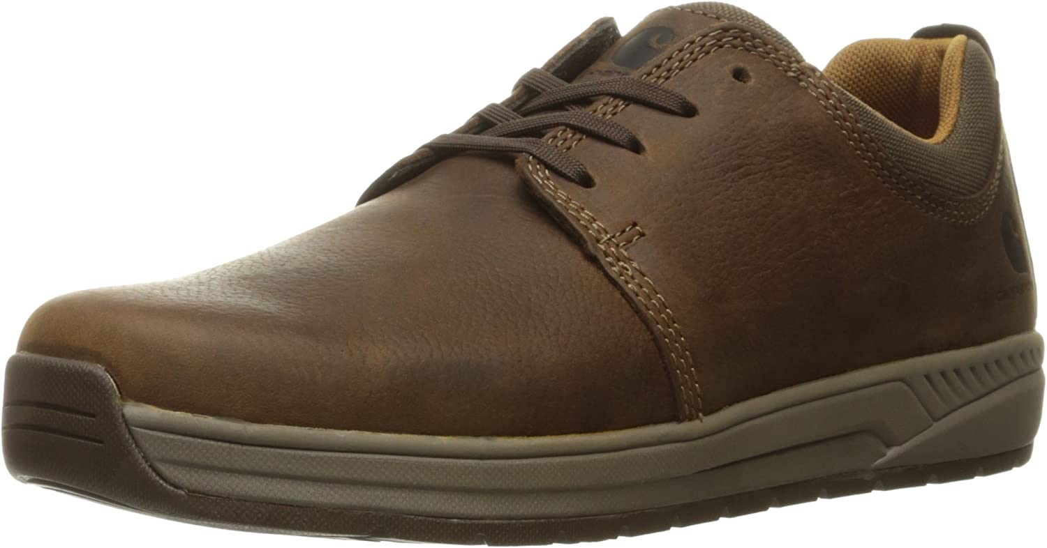 Carhartt Men's CMX3013 Ltwt Oxford PT Caswedge Work Boot