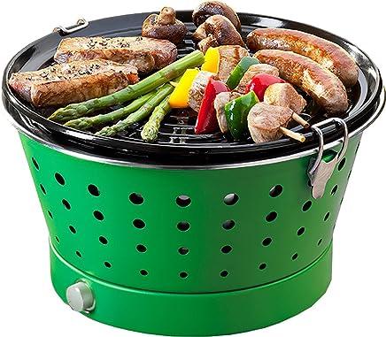 Food&Fun Grillerette Classic - Barbacoa portatil para balcon