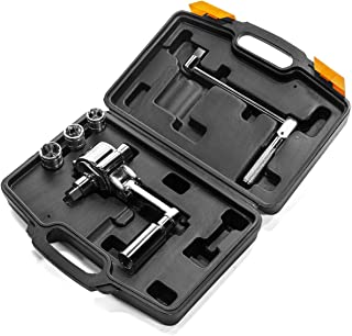 XtremepowerUS Torque Wrench Multiplier Lug Nut Labor Saving Wrench Remover Set (1/2