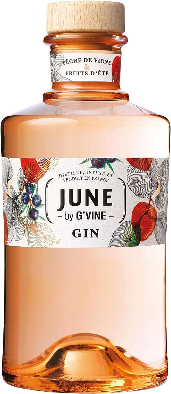 G'Vine June By G'Vine Gin Wild Peach & Summer Fruit 37.5% Vol. 0.7L - 700 ml