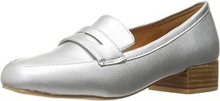 N.Y.L.A. حذاء لومو بيني بدون كعب للسيدات