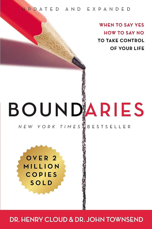 パワー概してプロジェクターBoundaries Updated and Expanded Edition: When to Say Yes, How to Say No To Take Control of Your Life (English Edition)