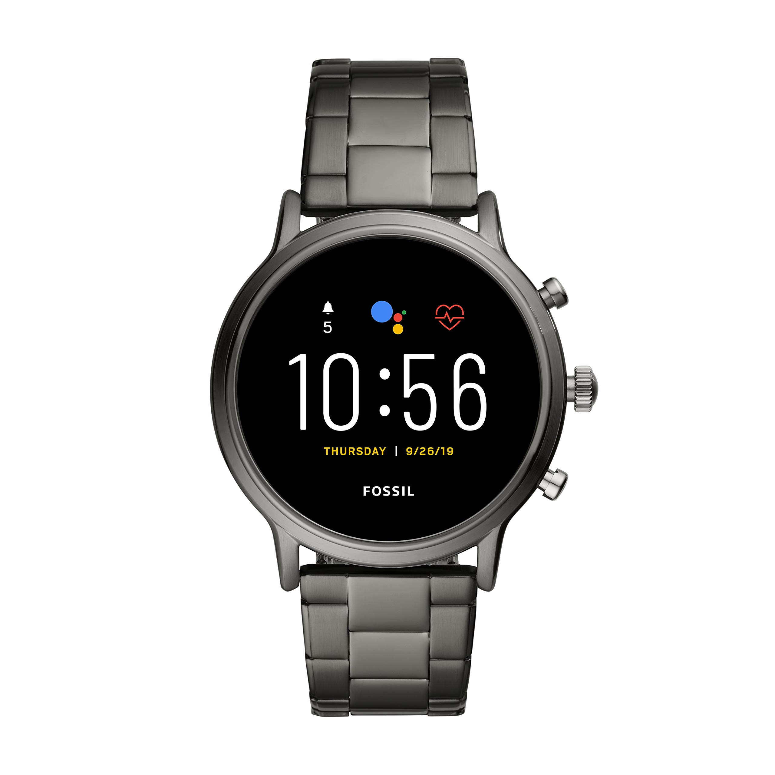 Fossil Carlyle Stainless Touchscreen Smartwatch
