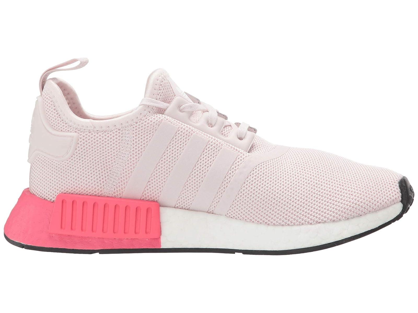 Girl-039-s-Sneakers-amp-Athletic-Shoes-adidas-Originals-Kids-NMD-R1-J-Big-Kid thumbnail 7