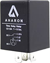 Best 12 volt relay time delay Reviews