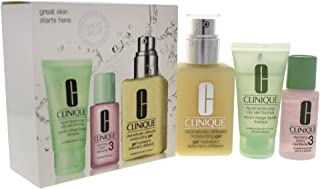 Clinique 3-Step Skin Care Introduction Kit