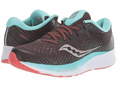 Saucony Ride ISO 2 (Brown/Coral) Women