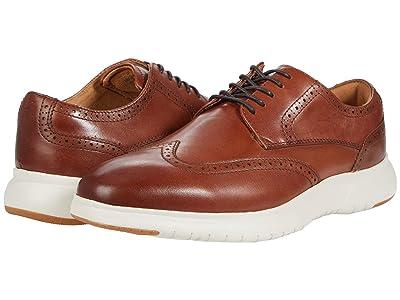 Florsheim Dash Wing Tip Sneaker Sole Oxford