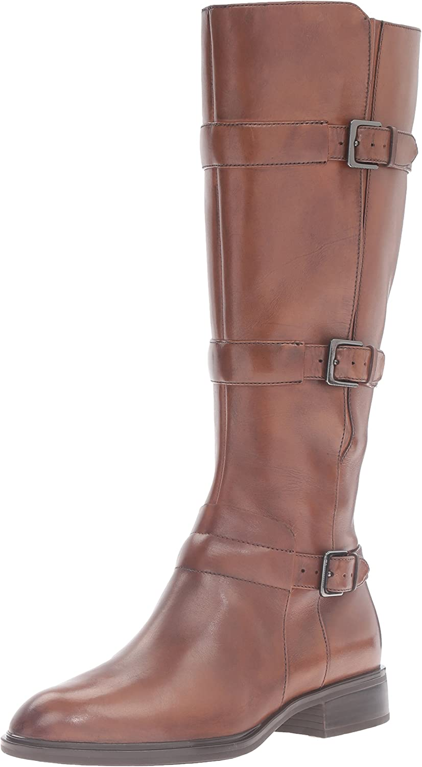 Ecco Womens Chelsea 20 Tall Boot Riding Boot