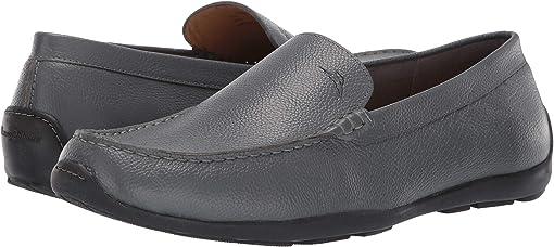 Grey Tumbled Leather