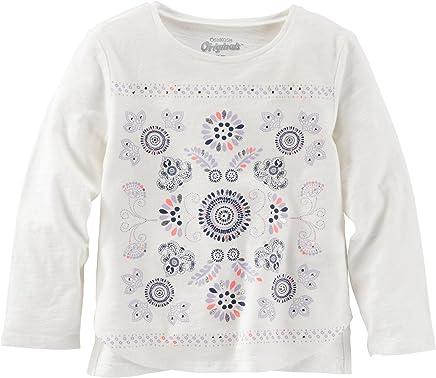 OshKosh BGosh Girls Woven Fashion Top 21343211