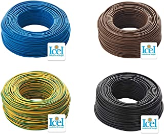 Cable icel–Eléctrico unipolar aislante fs17&