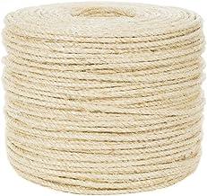 1/4-inch Premium Sisal Rope – 100 Feet – Pet Friendly
