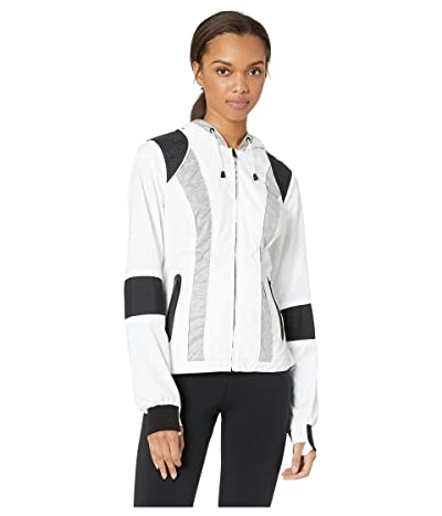Blanc Noir Mirani Training Jacket (White) Women
