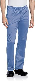Landau Essentials Tailored Fit Stretch 5-Pocket Cargo Scrub Pants for Men 2012