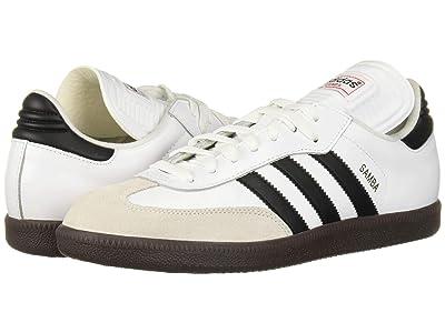 adidas Samba(r) Classic (Running White/Black) Men