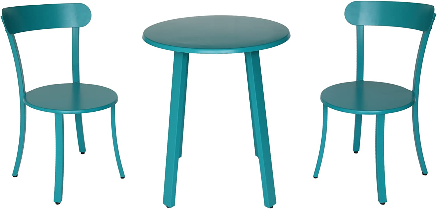 Christopher Knight Home 304958 Max 55% OFF Kelly Set Bistro Outdoor Matte National uniform free shipping T