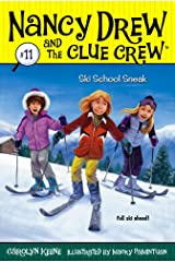 Ski School Sneak (Nancy Drew and the Clue Crew Book 11) Kindle Edition