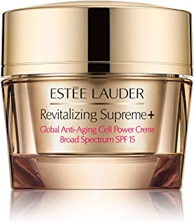 Estee Lauder Revitalizing Supreme + Global Anti-Aging Cell Power Creme SPF 15 1 Ounce
