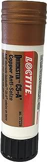 Loctite 466863 C5A Paste Anti-Seize Lubricant, Food Grade, Military Grade 37229, -20 to 1800 degrees F Temperature Range, 25 mL Stick