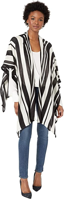 Striped Jersey Cover-Up