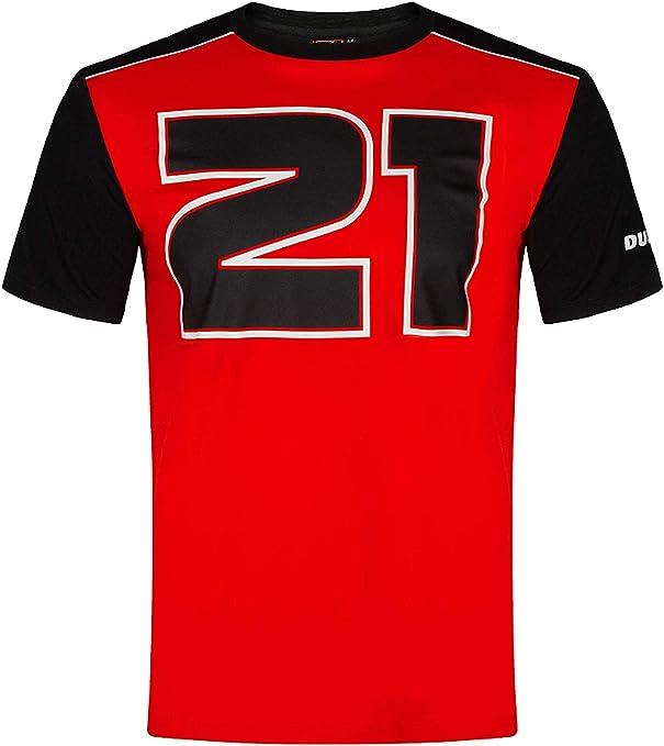 Valentino Rossi Herren Collezione Troy Bayliss T Shirt Bekleidung