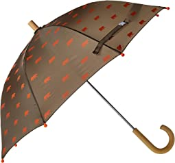 Silhouette Bears Umbrella