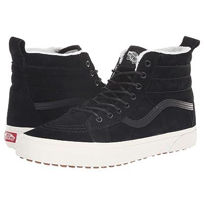 Vans SK8-Hi MTE ((MTE) Black/Black/Marshmallow) Skate Shoes
