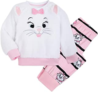Marie PJ Set for Girls – The Aristocats- Multi
