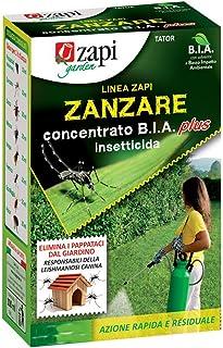 Zapi - Insecticida Concentrado b.i.a Para El Tratamiento Contra Los Mosquitos Tigre. Envase De 25...