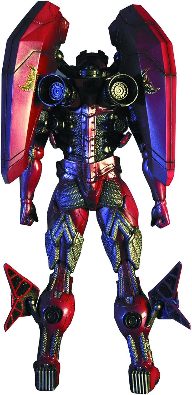 Vanquish Play Arts Kai Bogey Action Figur