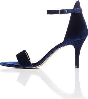 Marchio Amazon - find. Sandalo con Tacco Donna
