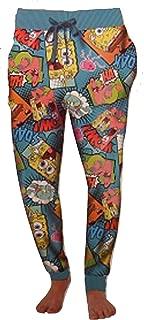 Spongebob Squarepants Blue Lounge Sleep Pants