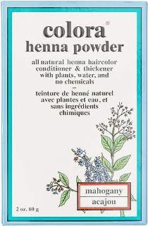 Colora Henna Powder, Mahogany