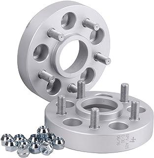 Hofmann Spurverbreiterung Aluminium 34mm pro Scheibe/68mm pro Achse incl. Festigkeitsgutachten