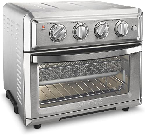 2021 Cuisinart Airfryer, Convection Toaster Oven, discount online Silver outlet online sale