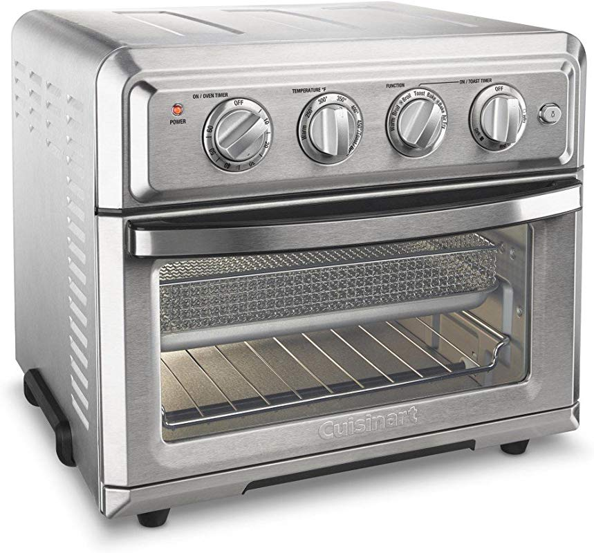 Cuisinart TOA 60 Convection Toaster Air Fryer One Size Silver