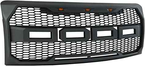 Paramount Automotive 41-0158 Raptor Style Packaged Grille