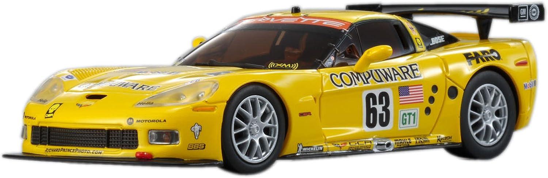 Kyosho ASC FX-101MM T2   RC CAR PARTS   Chevrolet Corvette C6-R No.63 DNX408L7 ( Japanese Import ) (japan import)
