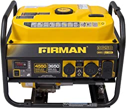 Firman P03606 4550/3650 Watt 120/240V Recoil Start Gas Portable Generator