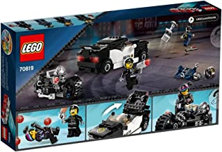 Lego the lego movie : bad cop car chase (70819)