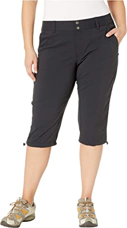 Plus Size Saturday Trail™ II Knee Pant