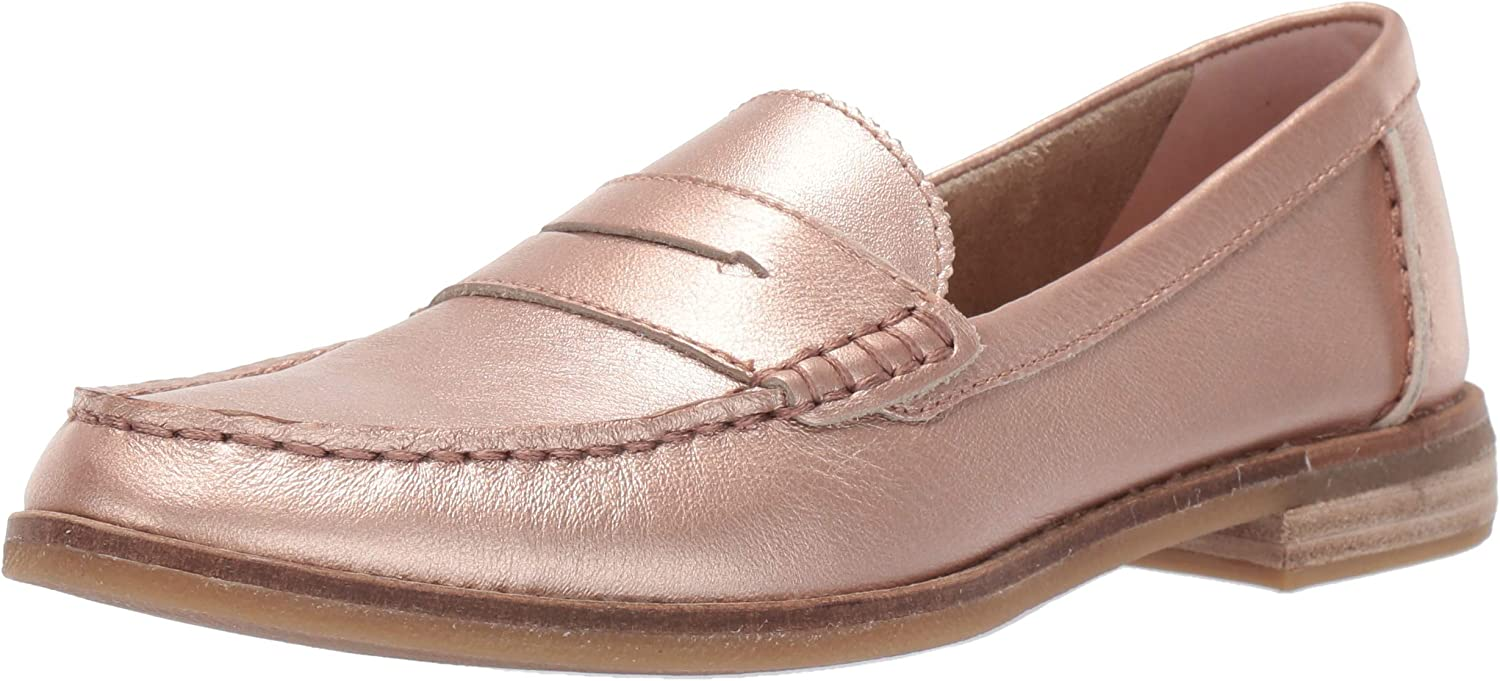 Sperry Women's Quantity limited Seaport Penny Loafer Fees free