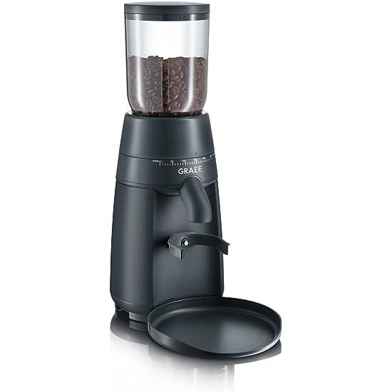 Espressomühlen für Siebträgermaschinen: Graef CM 702 Kaffeemühle für Espresso