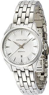 HAMILTON - Montre Femme Hamilton Jazzmaster Lady H42215111 Bracelet Acier - H42215111