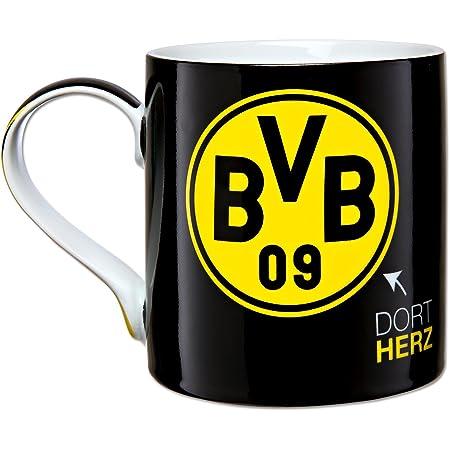 Borussia Dortmund BVB 09 BVB-Tasse mit Stadion-Silhouette