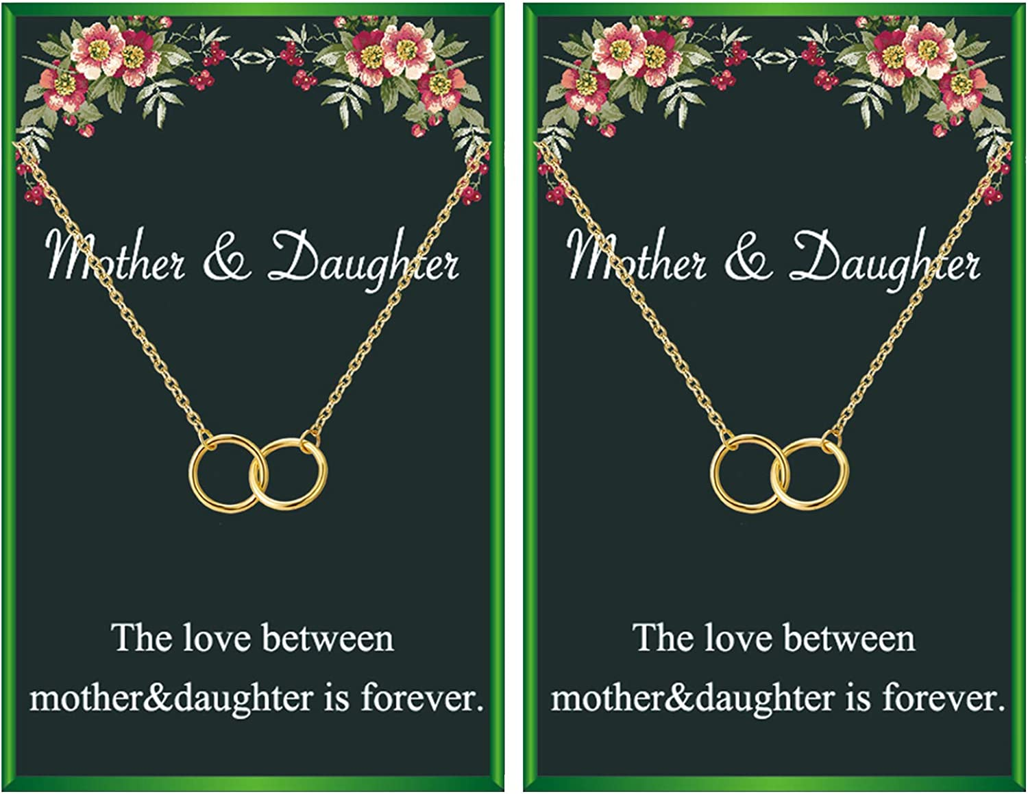 Your Always Charm Mothers Necklace Mother Day Daughter San Jose Mall Award-winning store