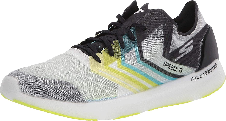 Skechers Unisex-Adult Go MEB Speed 6 Sneaker