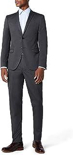 s.Oliver Black Label Men's Suit Slim (Grey)